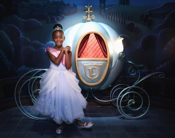 Video Tour The New Bibbidi Bobbidi Boutique Location At Disney