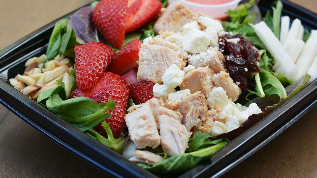 Picnic Salad from Hungry Bear Restaurant at disneyland Park