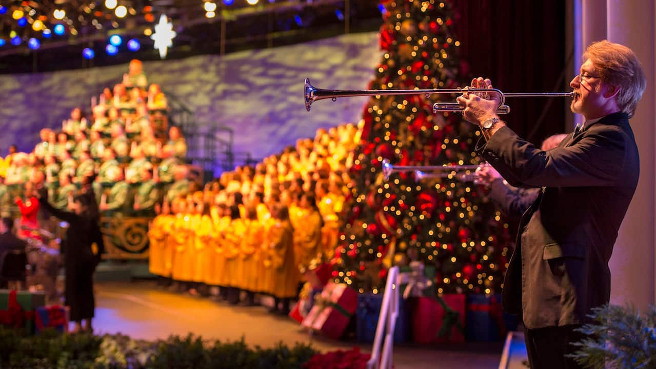 the candlelight processional - What Is The Date Of Christmas