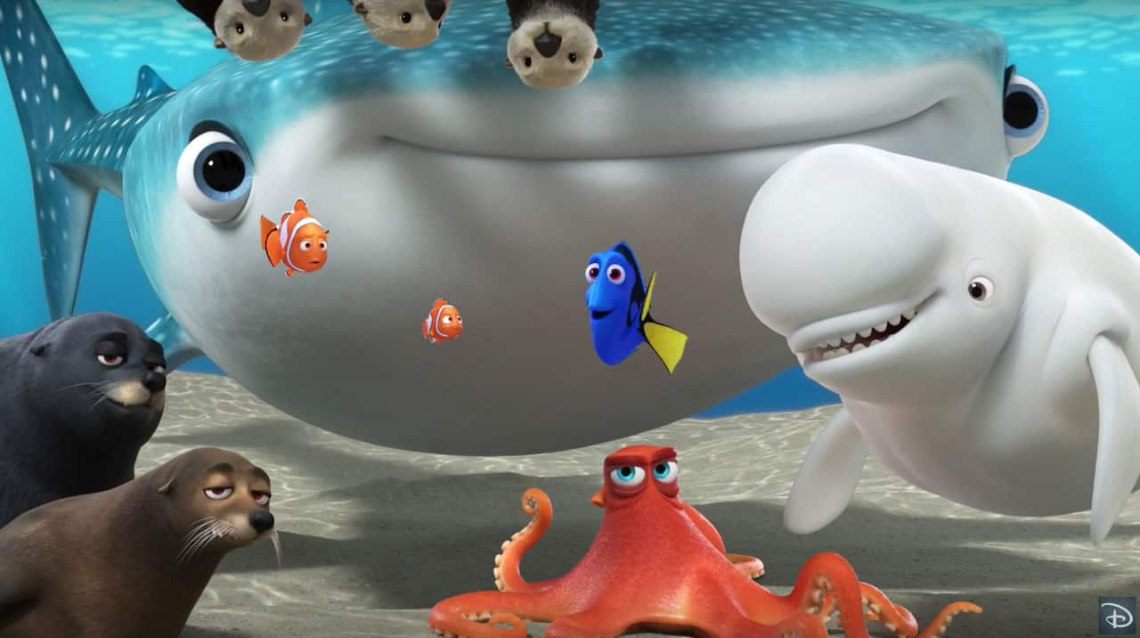 finding dory producer shares why disney parks fans will
