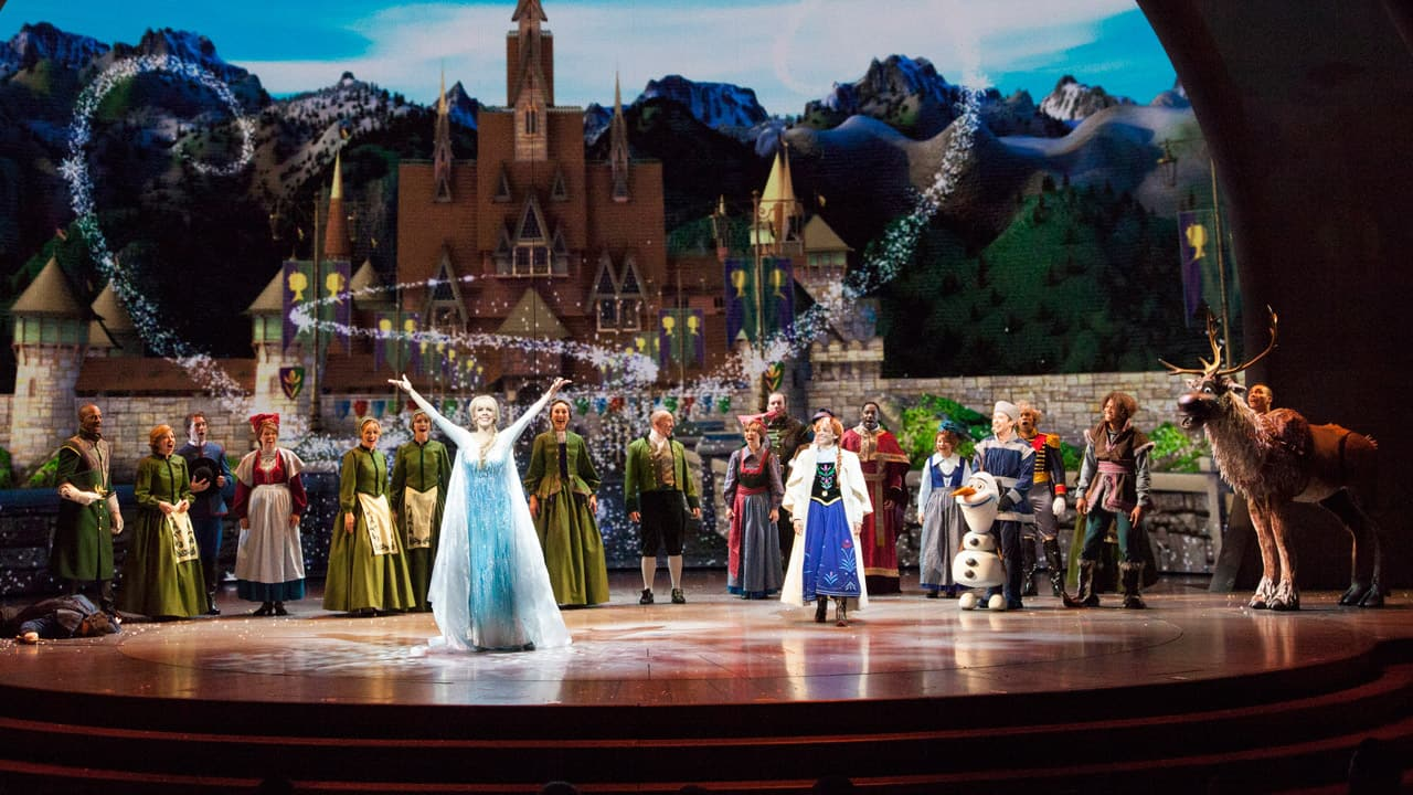 This Week in Disney Parks Photos: 'Frozen – Live at the Hyperion' at Disney California Adventure Park