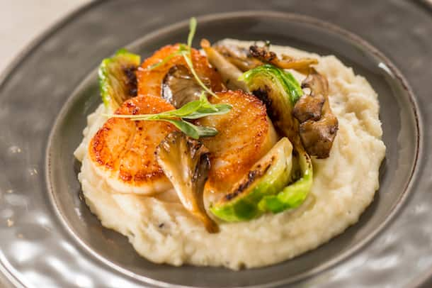 Seared Scallops Coming to 2016 Epcot International Food & Wine Festival