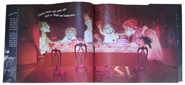 Haunted Mansion-Themed Picture Book and CD Coming This Summer to Disney Parks