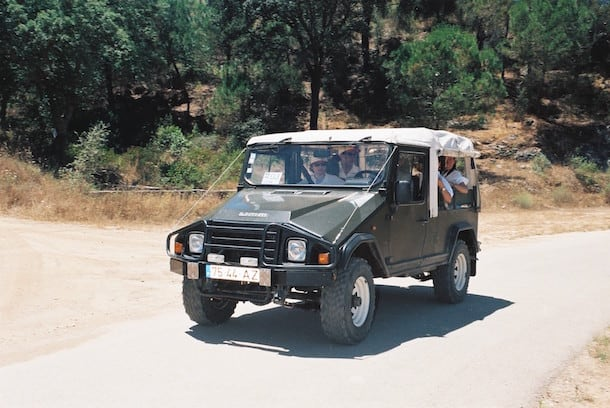 Adventure Seekers Can Visit Sintra on a 4X4 Expedition