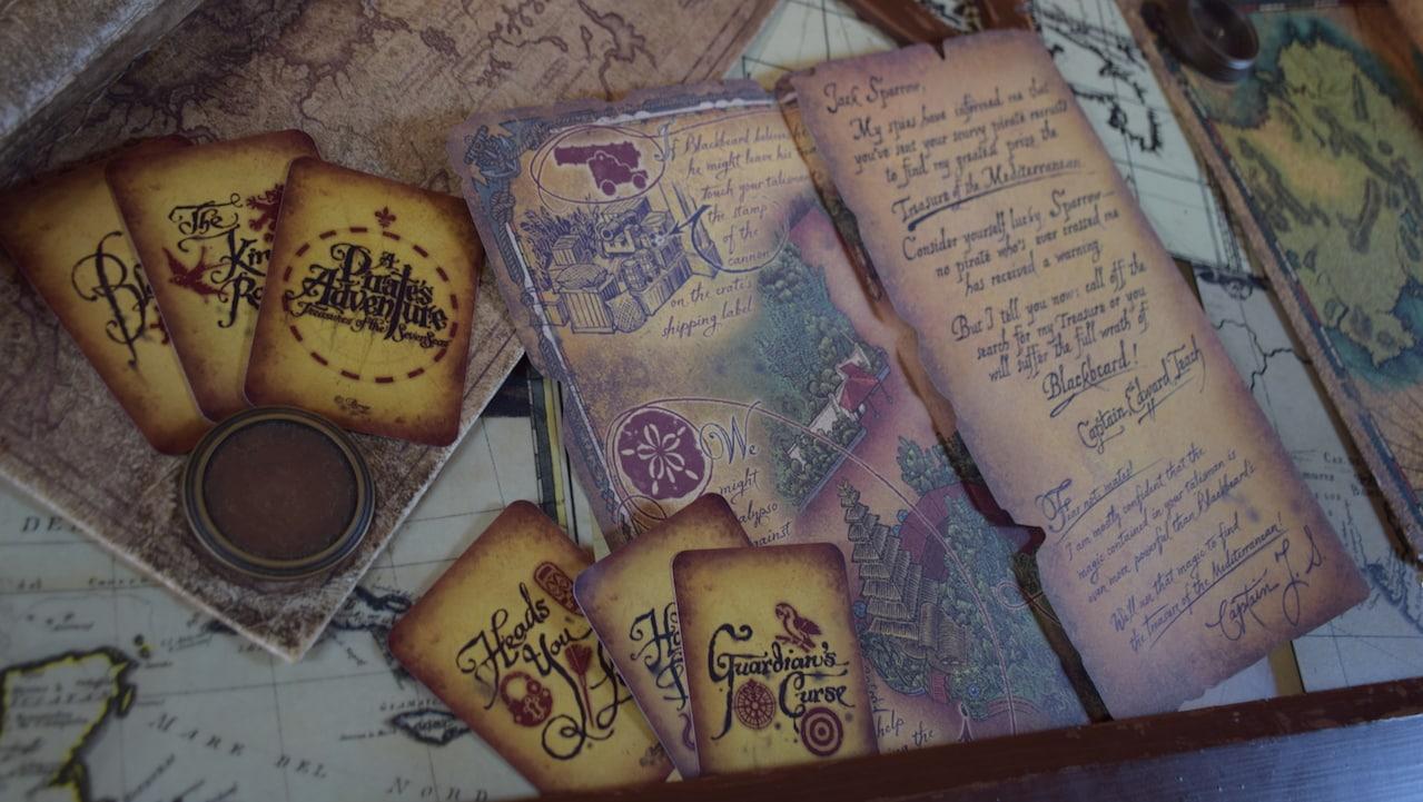 'Pirate's Adventure ~ Treasures of the Seven Seas' at Magic Kingdom Park