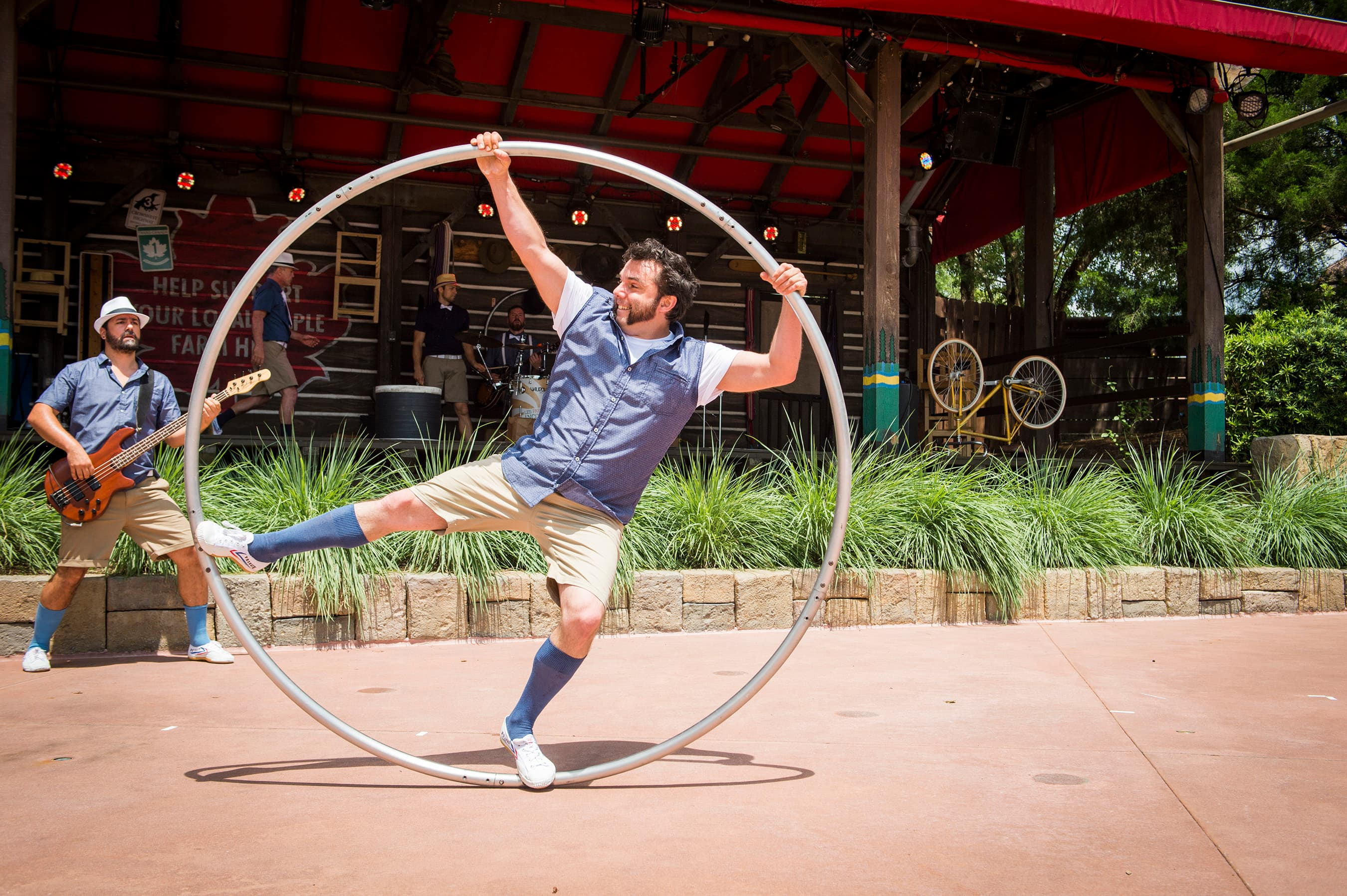 Catch the Unique Performance of Les Parfaits Inconnus This Summer at Epcot