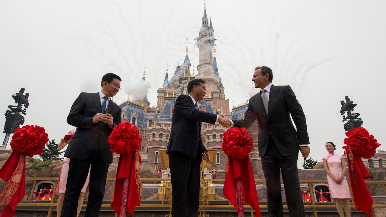 Shanghai Disney Resort Celebrates Historic Grand Opening