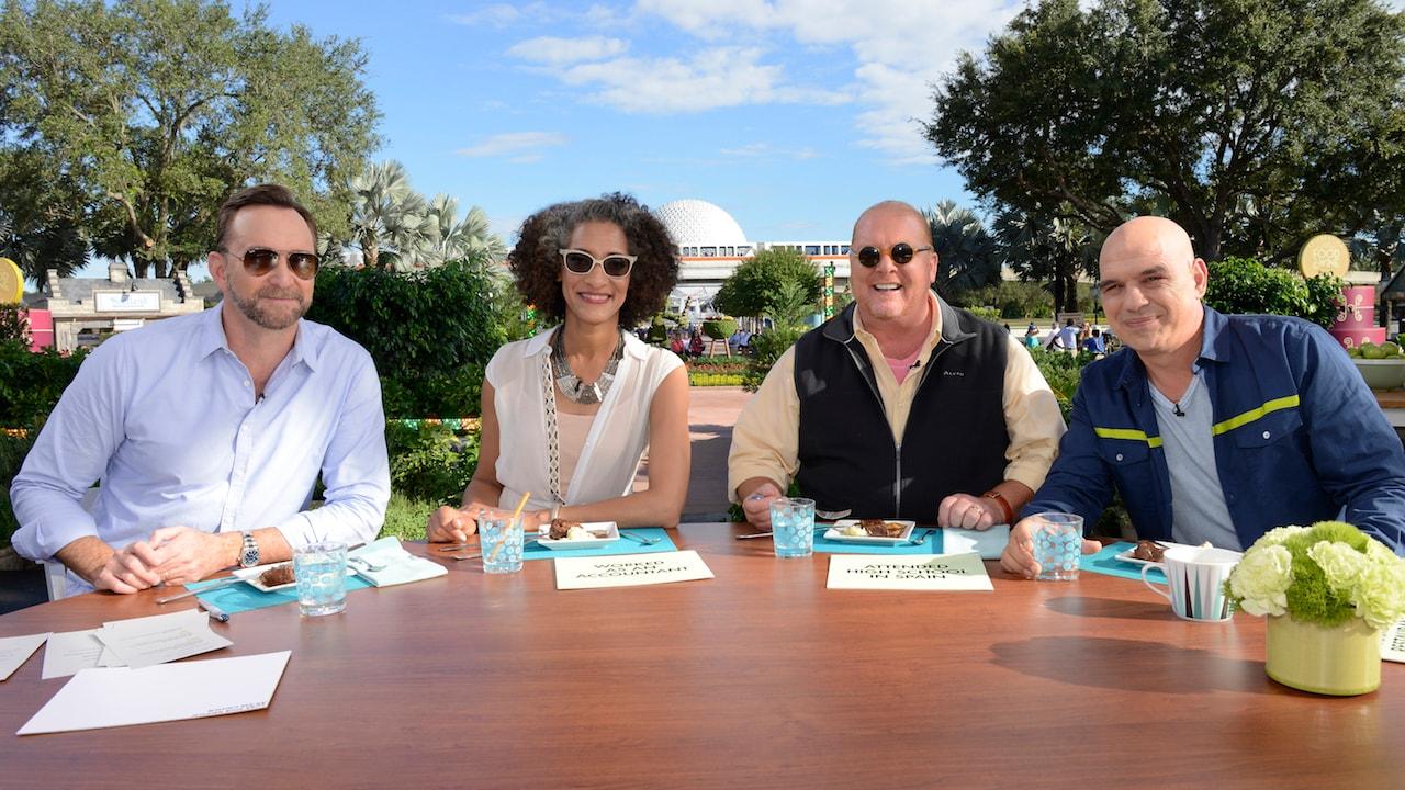 ABC's 'The Chew' at Epcot