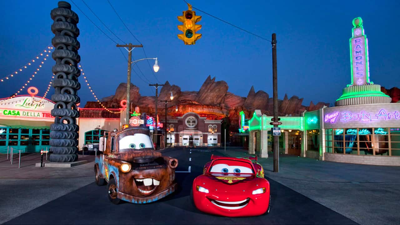 Today in Disney History: Disney•Pixar's 'Cars' Races into Theaters