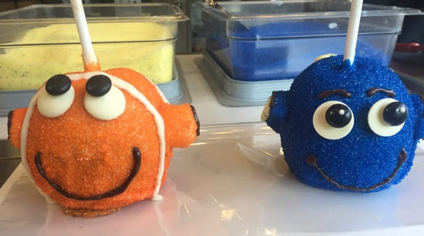 Finding Dory Character Apple