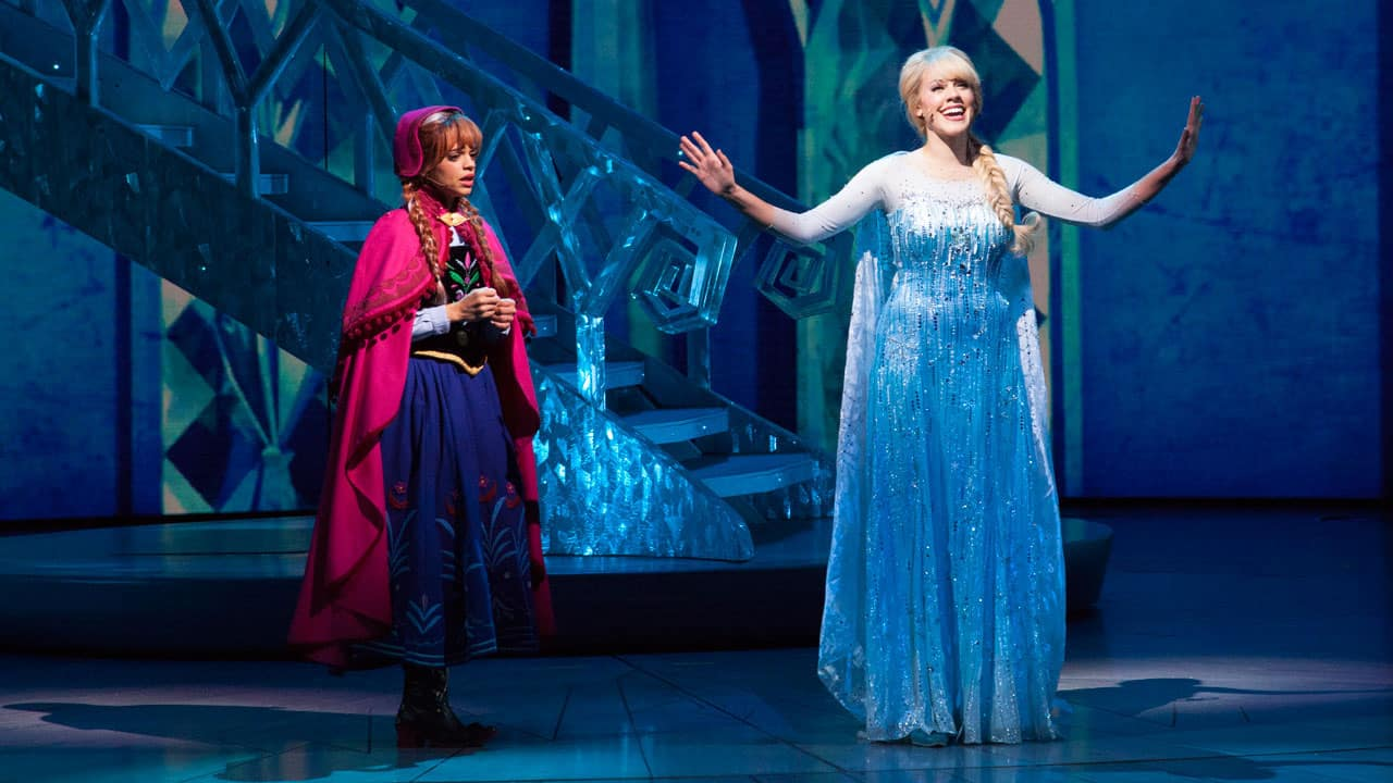 'Frozen – Live at the Hyperion' Playing to Rave Reviews at Disney California Adventure Park
