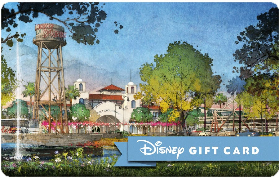 """Have you seen her?! New """"Finding Dory"""" Disney Gift Card Available Online and at Disney Parks"""