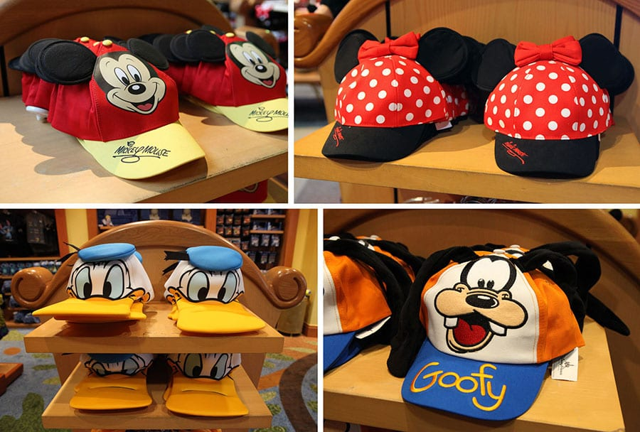 Style Happens Here – Summertime Hats at Disney Parks  3eec7f58b29