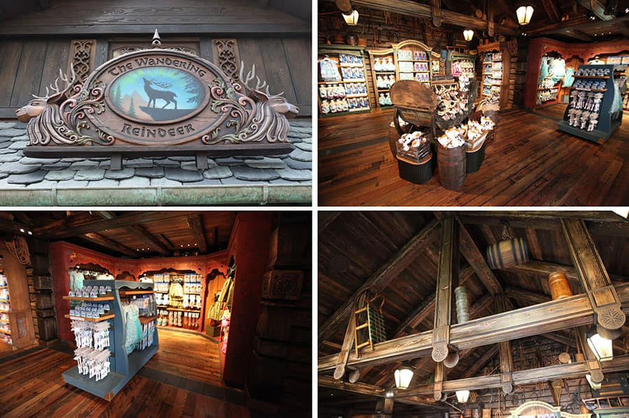 """Celebrate a Summer Snow Day with New """"Frozen"""" Products in Norway Pavilion at Epcot"""