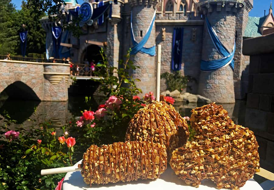 Try our Toffee Gourmet Treats this July at the Disneyland Resort