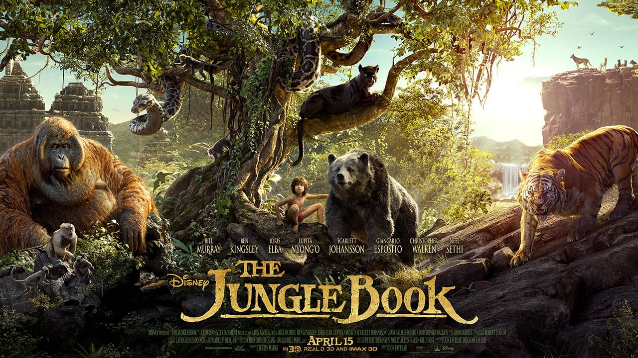 Sights & Sounds at Disney Parks: 'The Jungle Book' Composer John Debney On His Music for Disney Parks