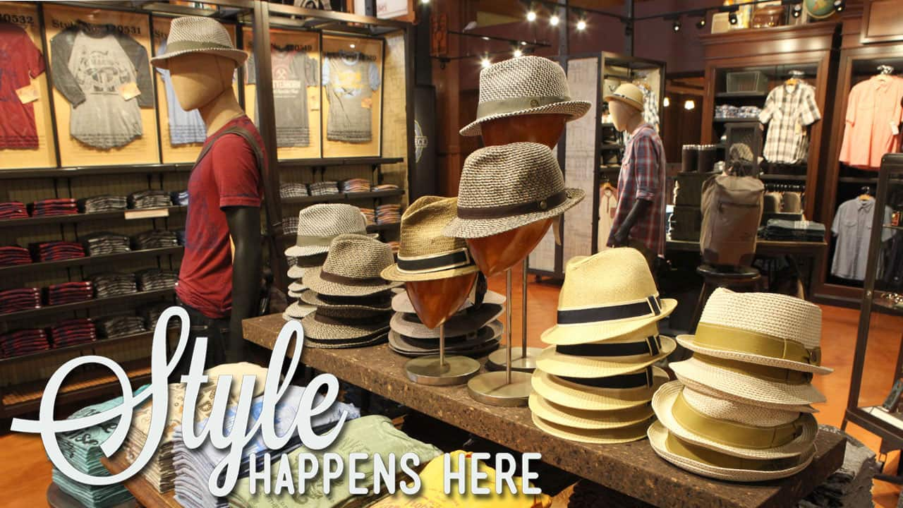 17b910b5353 Style Happens Here – Summertime Hats at Disney Parks