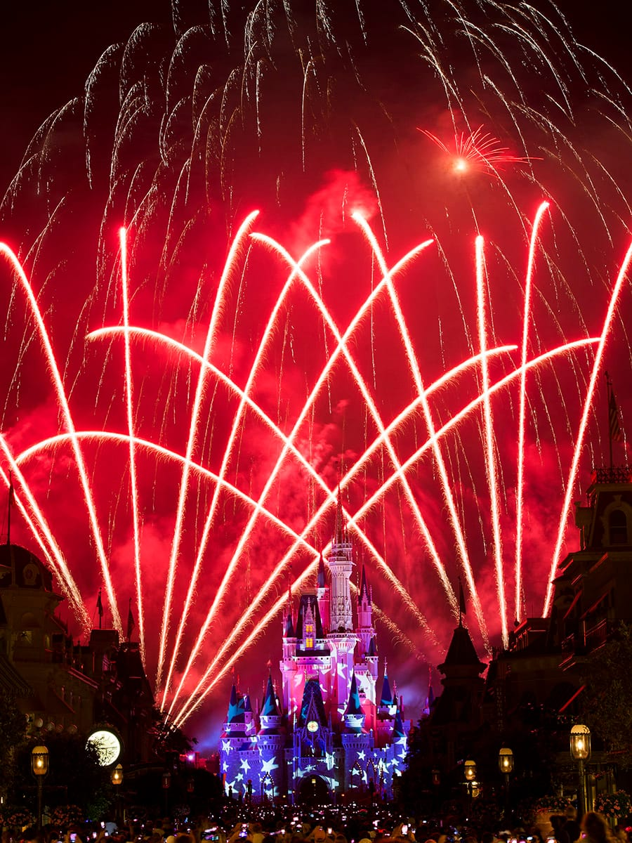 This Week in Disney Parks Photos: A Fourth of July Sneak Peek