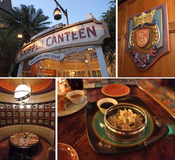 Jungle Navigation Co. Ltd. Skipper Canteen at Magic Kingdom Park