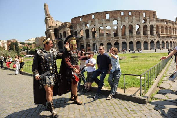 Highlights of Rome For Families with Youth Activity Port Adventure with Disney Cruise Line