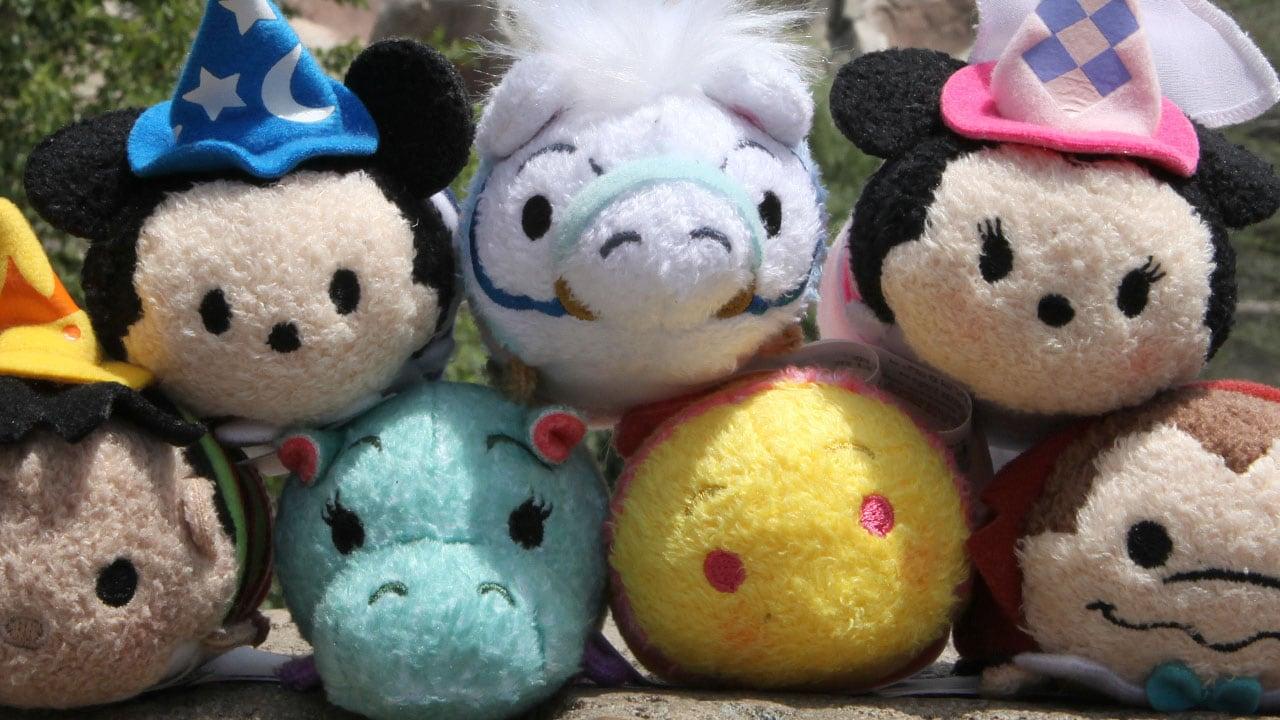 f21a554664e Fantasyland-Themed Disney Tsum Tsum Coming to Disney Parks on July ...