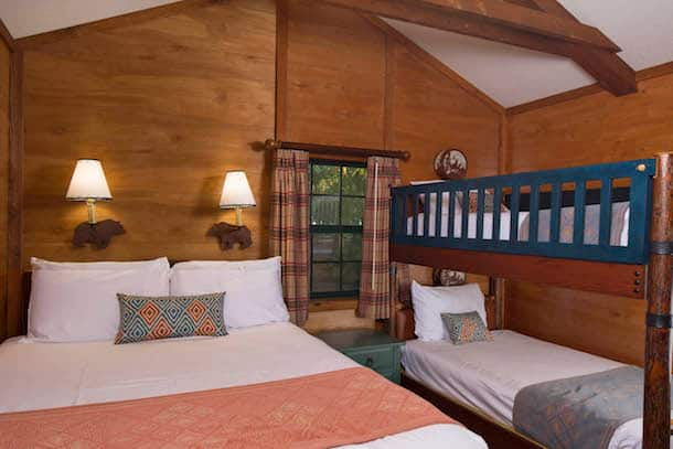 The Cabins at Disney's Fort Wilderness Resort