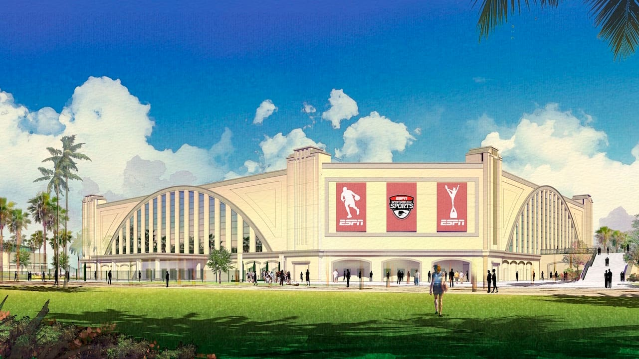 ESPN Wide World of Sports Complex To Become New Epicenter of Cheer and Dance