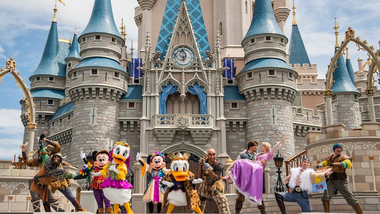 'Mickey's Royal Friendship Faire' t Magic Kingdom Park