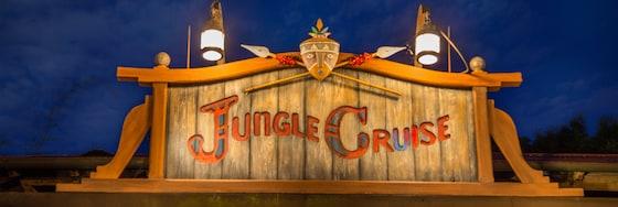 Jungle Cruise at Magic Kingdom Park