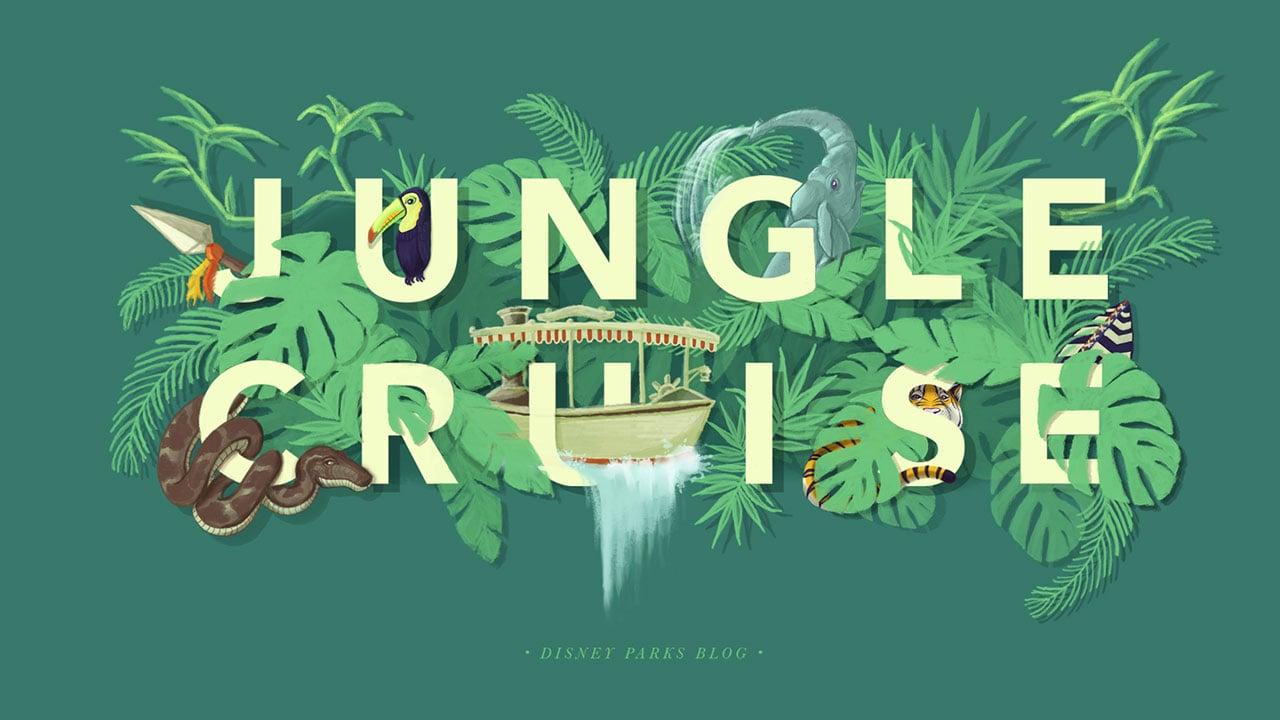45th Anniversary Wallpaper: The Jungle