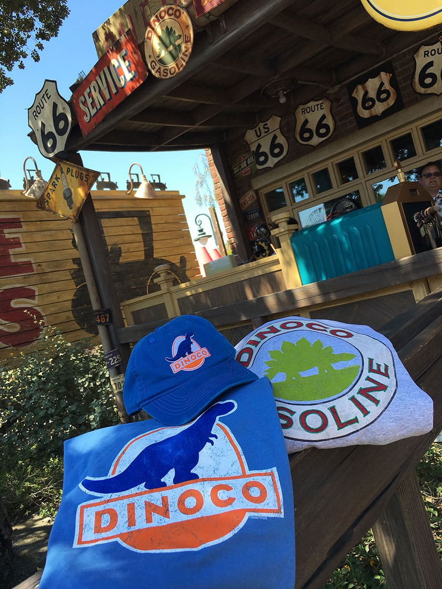 New Merchandise Rolls into Cars Land Stores at Disney California Adventure Park