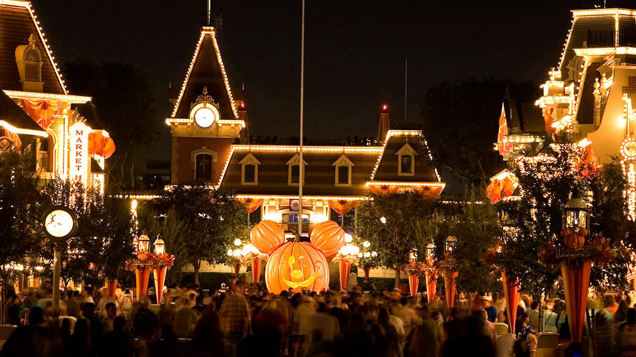 Scare up Some Fun with Halloween Time, September 9 Through October 31 at the Disneyland Resort