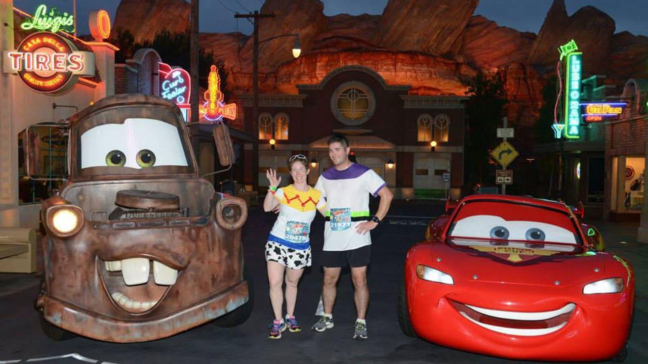 runDisney Disneyland Half Marathon Weekend Medal Reveal
