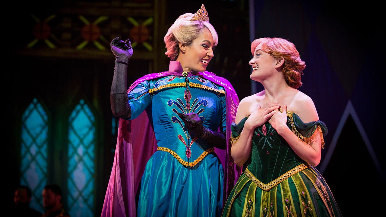 Highlights from 'Frozen – Live at the Hyperion' at Disney California Adventure Park
