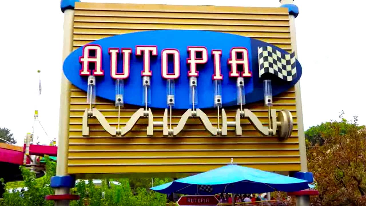 Opening Day to Today: Autopia, a 61-Year Tradition at Disneyland Park