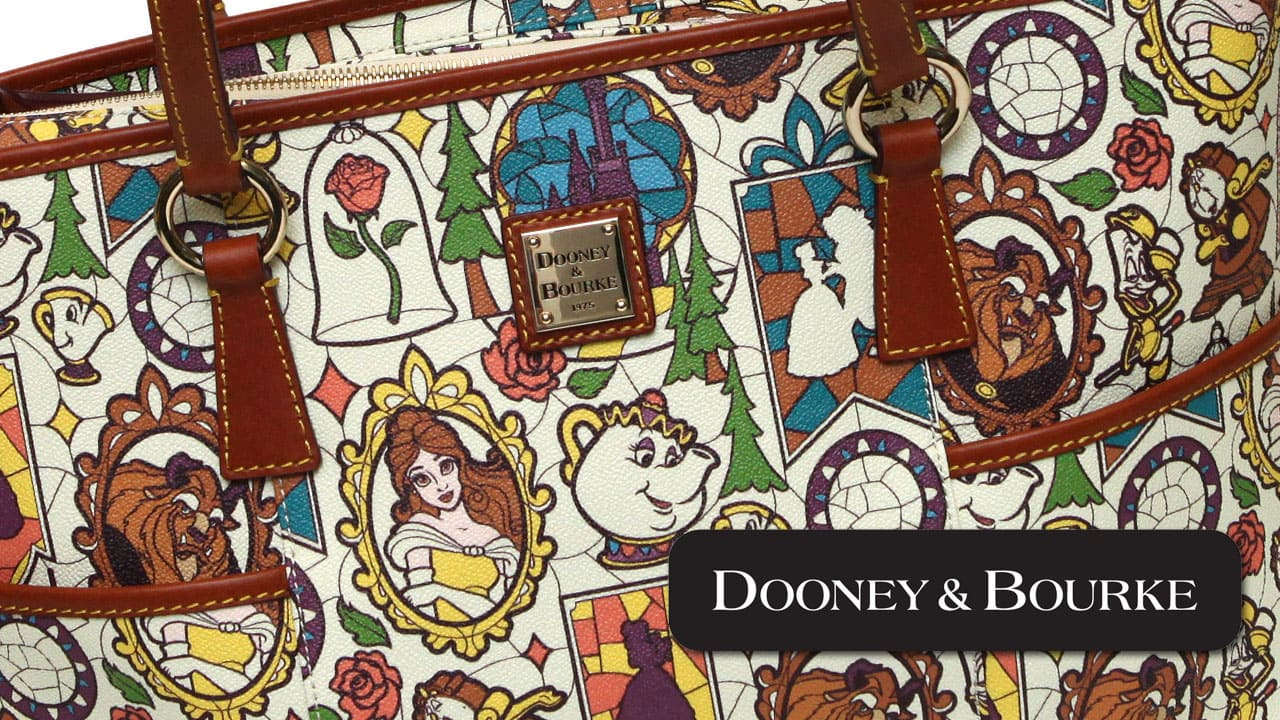 Three Dooney & Bourke Collections to Premiere on Shop Disney Parks App in August 2016