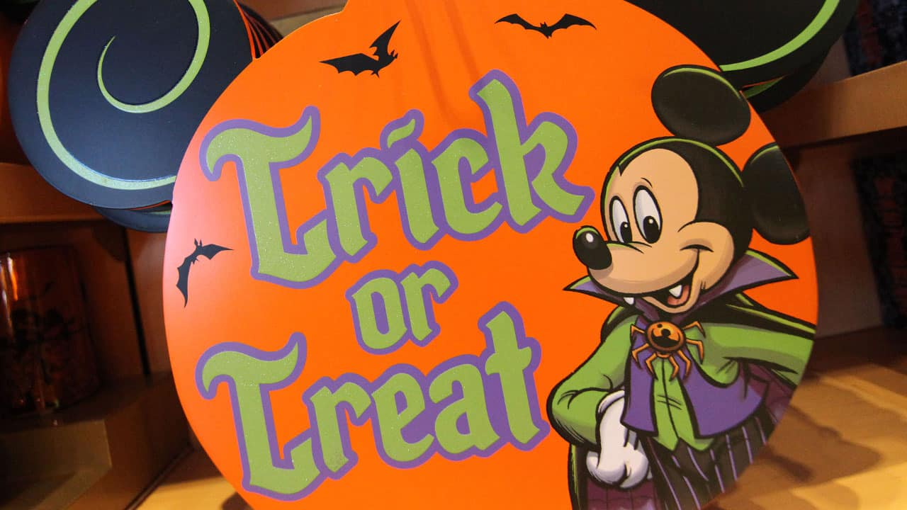 """Faboolous"" Halloween Merchandise at Disney Parks"