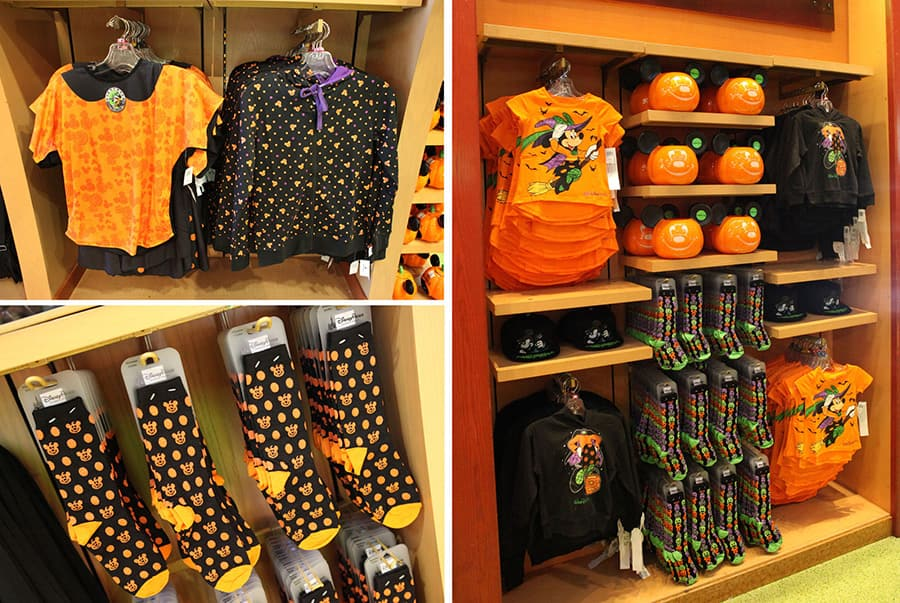 Disney Parks Halloween Apparel