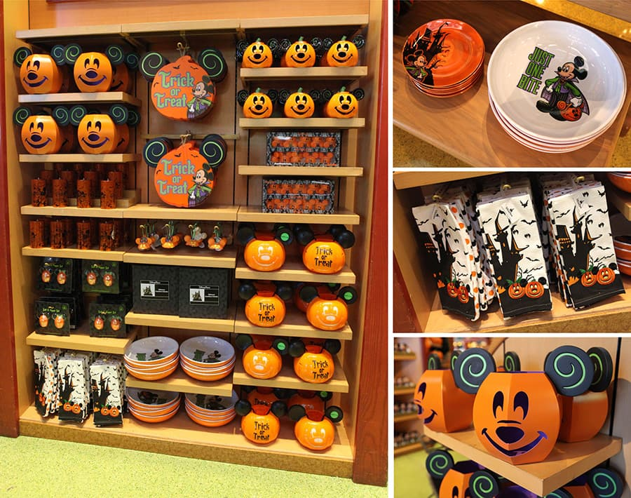 disney parks halloween home decor merchandise