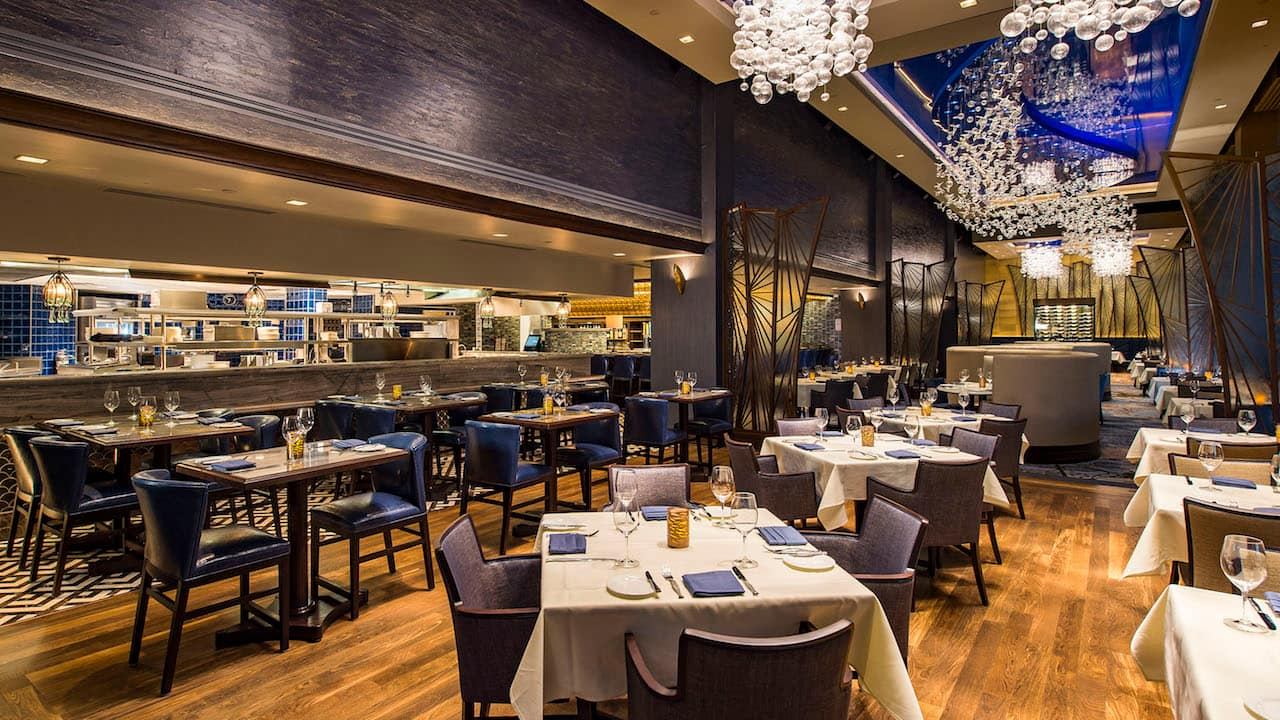 Re-imagined Flying Fish Restaurant Opens Today on Disney's BoardWalk