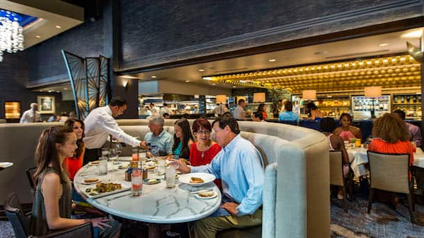 Re Imagined Flying Fish Restaurant Opens Today On Disney S