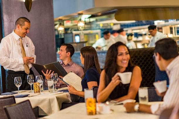 Flying Fish Restaurant on Disney's BoardWalk