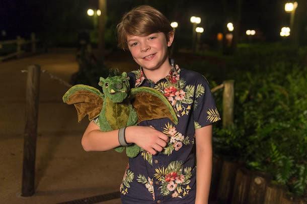 Oakes Fegley from Disney's 'Pete's Dragon'