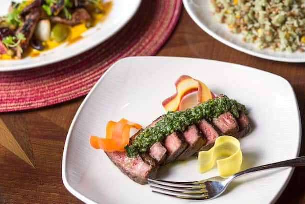 Experience a Taste of Tiffins With New Lunch Menu at Tiffins Restaurant at Disney's Animal Kingdom
