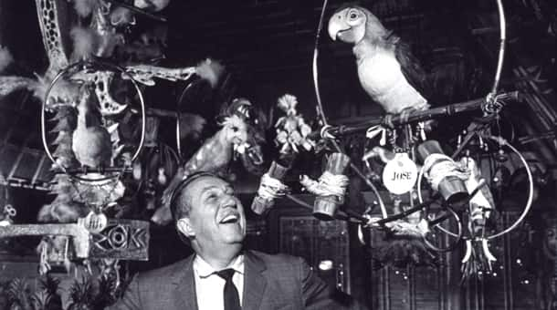 Four Firsts at Disneyland Park - First use of Audio-Animatronic technology