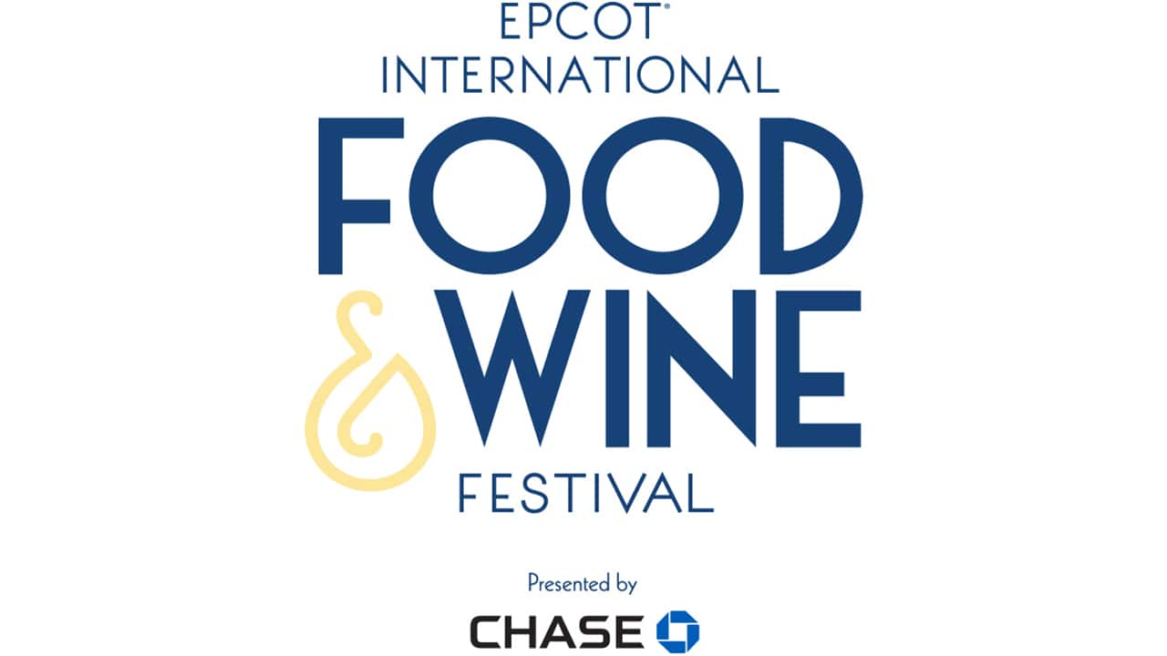 Epcot International Food & Wine Festival Logo