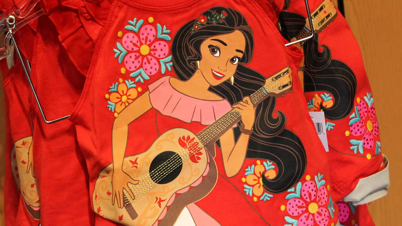 Princess Elena of Avalor Products Now Available at Disney Parks