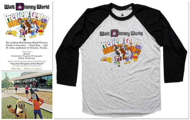 8829831ba60 YesterEars Vintage Apparel Collection Coming to Disney Parks Online Store  on August 18