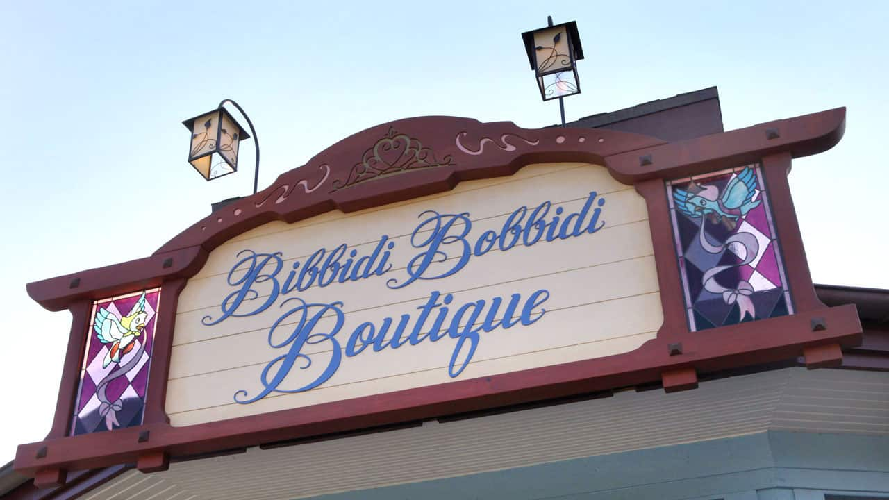 Experience Bibbidi Bobbidi Boutique at Disney Springs with Limited Time Offer