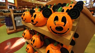 faboolous halloween merchandise now available at disney parks